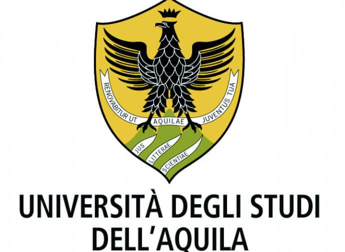Risultati immagini per logo univaq