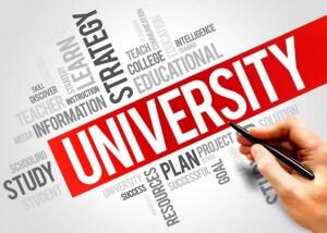migliori universita 2019