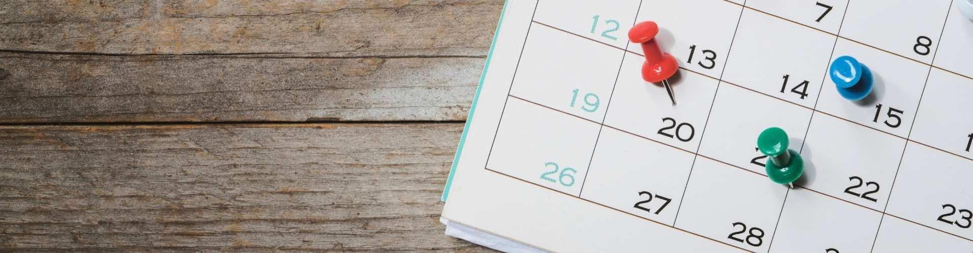 calendario test di ammissione universitari