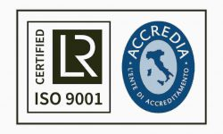 ISO 9001 and ACCREDIA - RGB